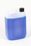 Flüssiger Behälter Stockfotografie