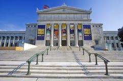 Fältmuseum av naturhistoria, Chicago, Illinois Arkivfoton