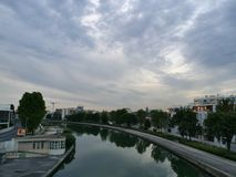 flußufer Stockbilder