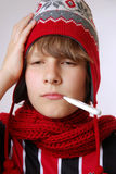 Flu Royalty Free Stock Photography