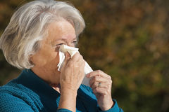Flu Royalty Free Stock Images