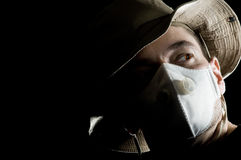 Flu alarm Royalty Free Stock Images