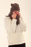 Flu epidemic Stock Images