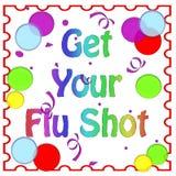Flu party Stock Photos