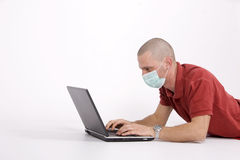 Flu Prevention Royalty Free Stock Image