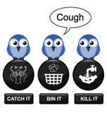 Flu prevention Royalty Free Stock Photo
