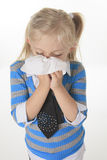 Flu student Stock Images