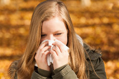 Flu Stock Image