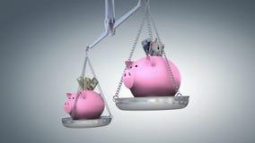 Fluctuación de tipo de cambio, euro libre illustration