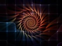 Fluctuation du vide Image libre de droits