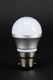 Fluerescent lamp bulb Royalty Free Stock Image