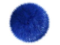 fluffig sphere Arkivbild