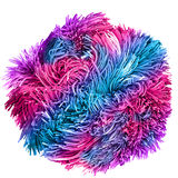 Fluffy ball Royalty Free Stock Images