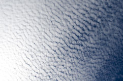 Fluffy cloud formation Stock Photography