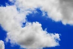 Fluffy cumulonimbus cloud Royalty Free Stock Photography