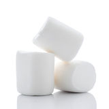 Fluffy Marshmallows Stock Photos