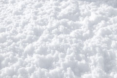 Fluffy snow Texture Royalty Free Stock Images