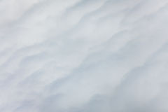 Fluffy and soft clouds seen from above Stock Photos