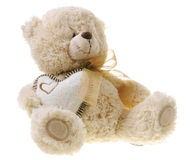 Fluffy teddy bear Royalty Free Stock Images