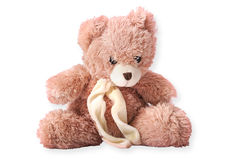 Fluffy teddy bear Royalty Free Stock Photo