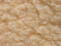 Fluffy texture. Macro shot of a fluffy blanket Royalty Free Stock Images