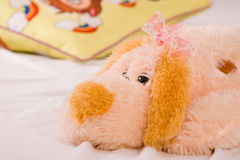 Fluffy toy Stock Image