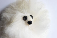 Fluffy toy Royalty Free Stock Photography