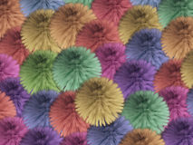 Fluffy wallpaper Royalty Free Stock Images