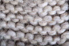 Fluffy wool Royalty Free Stock Photos