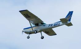 Flug-Anweisung Lizenzfreies Stockfoto