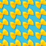 Flugapastamodell på vibrerande turkosfärgbakgrund royaltyfri foto