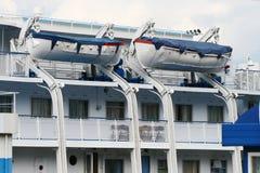 Fluggast-Kreuzschiff Lizenzfreies Stockfoto