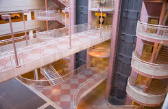 Flughafen-Architekturauszug stockfotografie