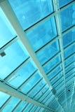 Flughafen-Dach Stockfotografie