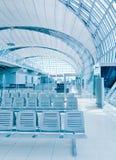 Flughafen-Aufenthaltsraum Stockfotos