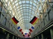 Flughafen in Chicago lizenzfreie stockfotografie
