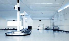 Flughafen-Innenraum Lizenzfreies Stockfoto