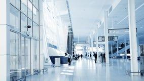 Flughafen-Innenraum Stockbilder