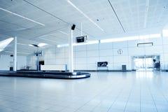 Flughafen-Innenraum Stockfotos