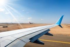 Marsa Alam Flughafen ägypten Stockbild Bild Von Wüste Verkehr