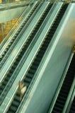 Flughafen-Szene 3 Stockbild