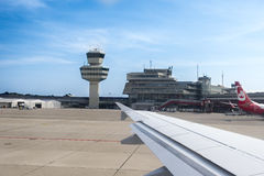 Flughafen Tegel Berlin Lizenzfreie Stockfotos