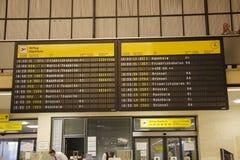 Flughafen Tempelhof (aeroporto de Tempelhof) fotos de stock