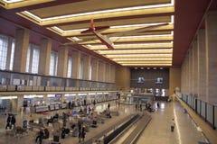 Flughafen Tempelhof (Tempelhof-Flughafen) Lizenzfreie Stockfotos