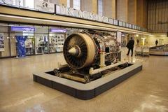 Flughafen Tempelhof (Tempelhof-Flughafen) Stockbild