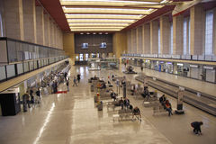 Flughafen Tempelhof (Tempelhof-Flughafen) Lizenzfreies Stockfoto