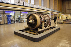 Flughafen Tempelhof (Tempelhof luchthaven) Stock Afbeelding