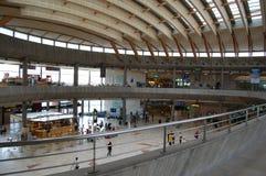 Flughafen-Terminal Tenerife Norte Stockfotos