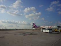 Flughafen Thailand lizenzfreie stockfotos