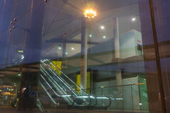 Flughafen Valencias, Spanien Stockbilder